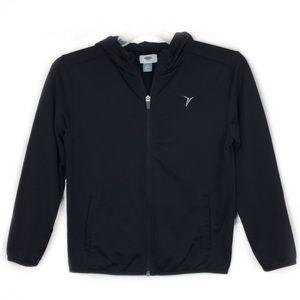 3/$15 Old Navy Black hoodie sweater, size Medium 8